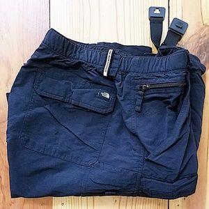North Face Convertible Pants Black
